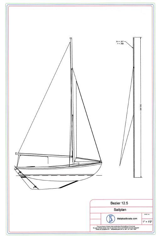 Aluminum boat plans for Aluminium boat designs plans free